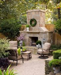 Backyard Fireplace Ideas Significant Outdoor Fireplace Ideas For Your Outdoor Spaces Home