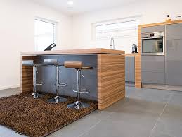 cuisine ardoise et bois carrelage grey slate en ardoise stonenaturelle le choix de l