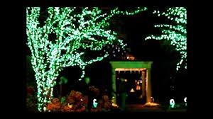 Daniel Stowe Botanical Garden by Daniel Stowe Botanical Garden Holiday Lights 12 17 2011 Youtube