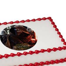 wars edible image wars the awakens edible image cake decoration