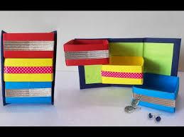 Origami Desk Organizer Gaming