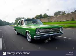 modified muscle cars modified 1965 plymouth belvedere classic american saloon car stock
