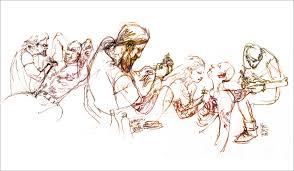 montreal art tattoo show 2012 citizen sketcher