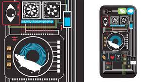 design iphone design iphone cases for threadless senses lost