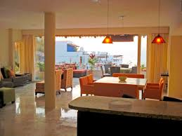 Extra Kitchen Counter Space by Casa Benjamin Puerto Vallarta Condo Rental