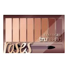 covergirl trunaked eye shadow palette 815 roses rite aid