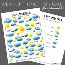 themed l weather themed i free printable for kids