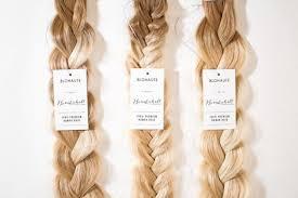 trending now blohaute x bombshell hair extensions splash