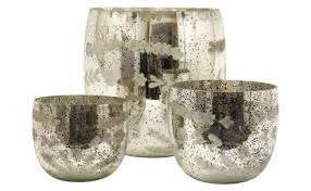 Mercury Glass Urn Vase Etched Mercury Glass Vases Jayson Home