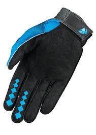 motocross glove thor mx motocross men u0027s 2017 invert gloves pix blue