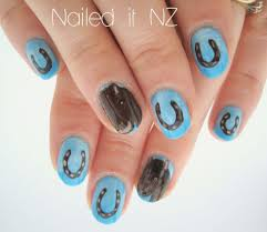 nails horseshoe nails on summer nail designs for 2018