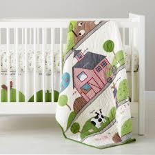 crib bedding kids room decor
