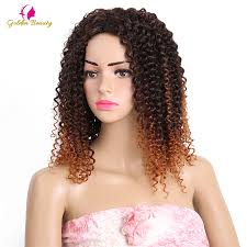 aliexpress com buy golden beauty 6pcs pack curly sew in