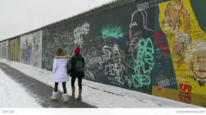 16 berlin wall german city germany landmark in winter snow stock 16 berlin wall german city germany landmark in winter snow stock video footage