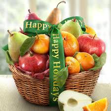 basket of fruits golden state fruit orchard favorites gift basket
