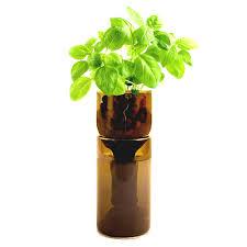 Indoor Herb Garden Kits Hydroponic Recycled Bottles Growbottle Thumbnail Indoor Herb
