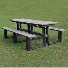 plastic rectangular outdoor table outdoor dining set grey rectangular table plastic steel lawn garden