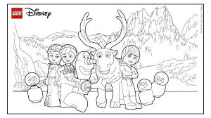explore friends frozen coloring activities