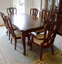Formal Dining Room Furniture Formal Dining Room Table And Chairs By American Drew Ebth