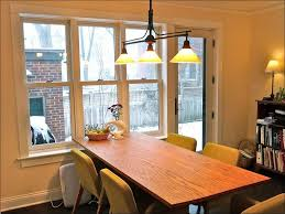 Chandelier Height Above Table by Kitchen Dining Room Lighting Home Depot Kitchen Chandelier Ideas