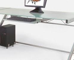 Glass Computer Desk Australia Excellent Design Cream Executive Desk Illustrious Small Curved
