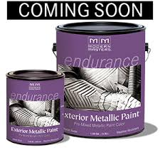 Exterior Metal Paint - modern masters professionals theme paint