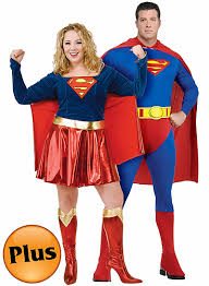 Superman Halloween Costumes Adults Halloween Couples Costumes Ideas Superman Supergirl Walyou