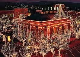 holiday festival of lights charleston holiday lights displays events around the nation