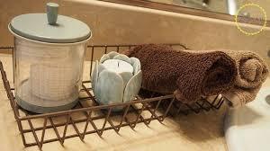 dollar store bathroom organization ideas at muse ranch