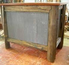 rustic kitchen islands with seating rustic kitchen cart foter