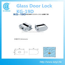 double glass door lock alibaba manufacturer directory suppliers manufacturers