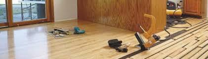 three types of hardwood flooring materials