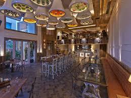 Interior Designs For Restaurants by 15 Best Cafe Bar U0026 Restaurant Interior Designs Ad India