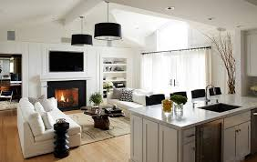 Kitchen Family Room Designs How To Design A Trendy Family Room