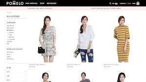 fashion e shop thailand s pomelo fashion now in singapore soon to enter malaysia