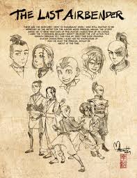 first last airbender sketches by spacecoyote on deviantart