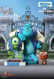 toys monsters university mike sulley u0026 archie vinyl