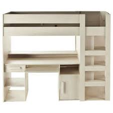 lit et bureau enfant lit a etage avec bureau fabulous mezzanine clay gris anthracite