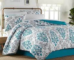 Grey And Teal Bedding Sets Turquoise And Gray Bedding 5 Ways To Transform Your Bedroom Right