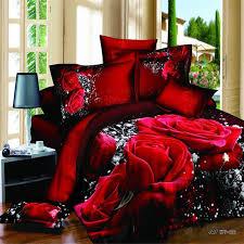 3d Bedroom Sets by Direct New Comforter Bedding Sets 3d Bed Sheet Set Duvet Cover Red