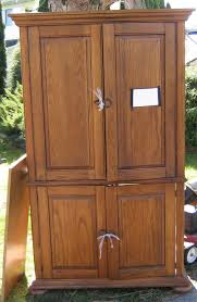 furniture good looking picture of dark grey 3 door cabinet from