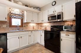 bathroom pretty white wooden kitchen cabinet with wilsonart