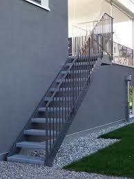treppen gitterroste treppen oz metallbau ag