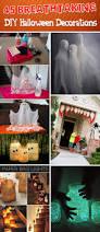 cute halloween decorations pinterest homemade halloween