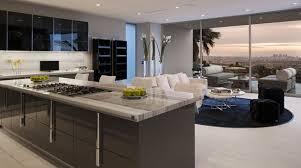 cuisine de luxe design cuisine et salon extrieur de luxe with