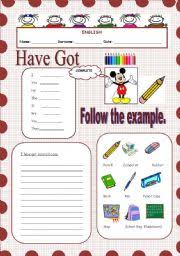 english teaching worksheets objects