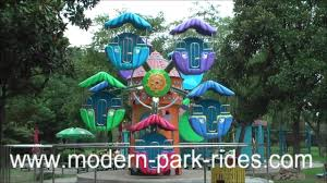 mini ferris wheel ride youtube