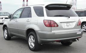 harrier lexus interior toyota harrier 1999 uganda auto dealers u2013 buy sell and rent cars