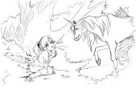 fairy and unicorn coloring pages for adults 79 gianfreda net