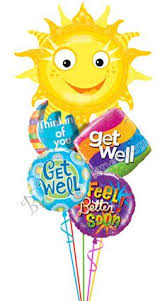 balloon delivery walnut creek ca get well soon balloon gift bouquets gift bouquet